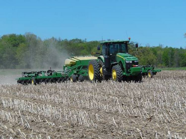 Custom Work Rates Are Available For 2019 Field Crops