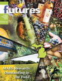 AgBioResearch: Outstanding in the Field Cover