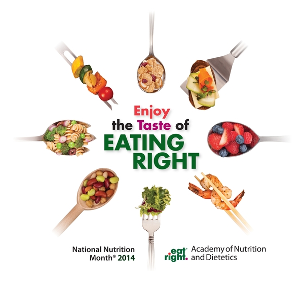 March is National Nutrition Month®