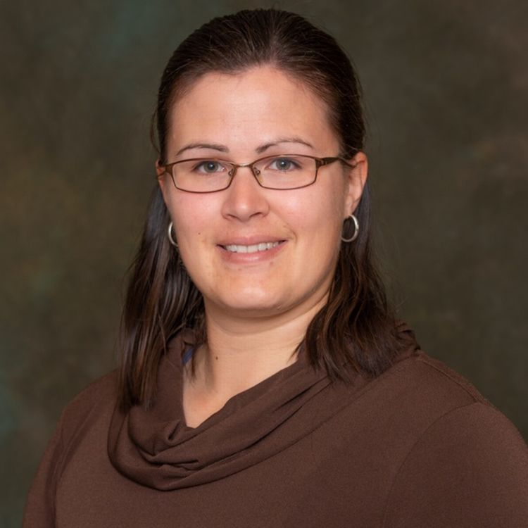 Addie Thompson is a maize researcher with the Plant Resilience Institute