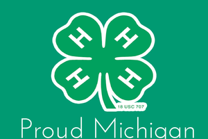 Show your 4-H face on social media during National 4-H Week