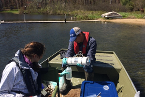 Environmental DNA technology helping MSU researchers more accurately examine aquatic communities