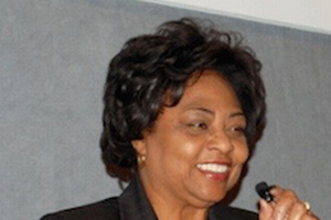 Shirley Sherrod serves as the Executive Director for the Southwest Georgia Project