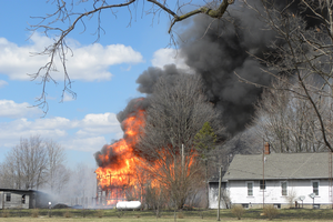 Springtime in Michigan: A wildfire tinderbox