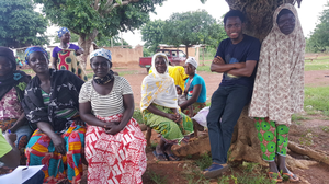 Scholar works to improve soil fertility in Ghana