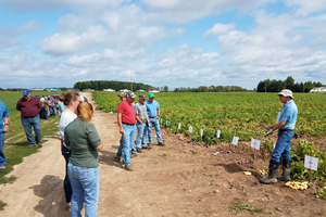 Upcoming field days scheduled for northern Michigan region