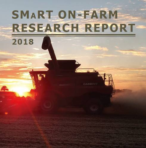 Soybean research report cover image