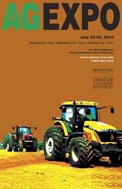 Ag Expo Brochure Front Page