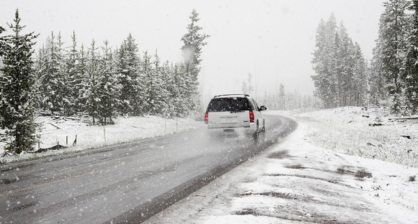 Review winter vehicle safety before the snow starts falling. Photo credit: Pixabay.