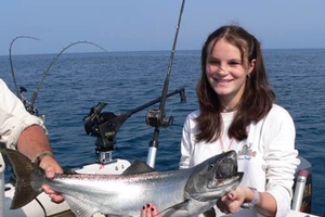 The annual fisheries workshops provide valuable information for anglers, charter captains, resource professionals, and interested community members. Photo: Michigan Sea Grant