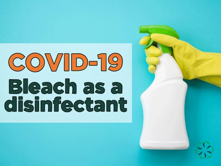 COVID-19 – Disinfecting with Bleach - Center for Research on ...