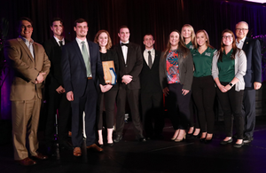MSU students place fifth at the National Association of Home Builders Residential Construction Management Competition