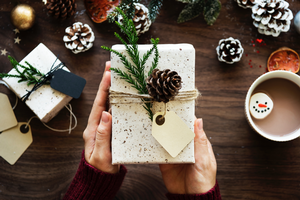 Low cost or no cost gift giving ideas with a healthy twist