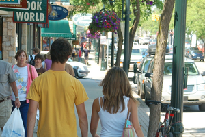 Walkability is key to economic development