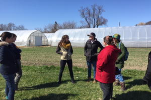 Great Lakes Urban Agriculture Working Group meets in Flint