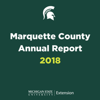 marquette county annual report graphic