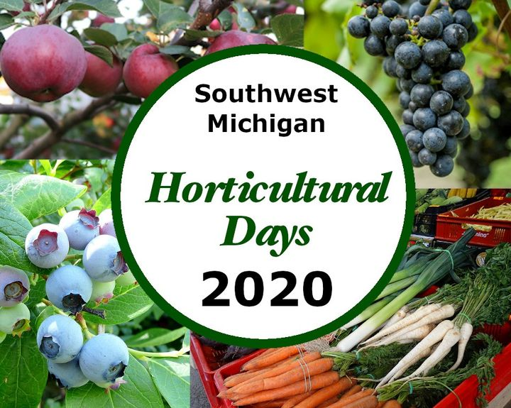 Graphic for Southwest Michigan Horticultural Days
