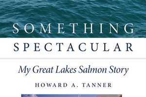 Cover of Dr. Howard Tanner's book.