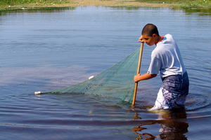 Fishing and environmental education college and career preparation