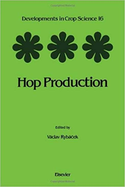 The cover of Hop Production