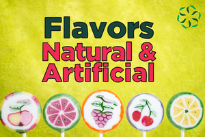 Flavors – Natural & Artificial