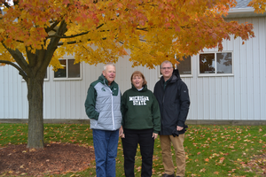 New endowments to support MSU farms and IAT student scholarships