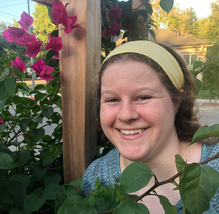 Our August 2018 featured student: Melissa Eggleston