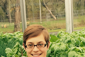Rachel Chadderdon Bair is the Director for Sustainable and Innovative Food Systems at KVCC.