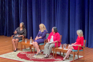 2019 Women's Leadership Institute panel