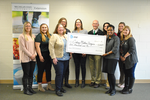 MSU Extension's Cooking Matters program awarded $10,000 grant