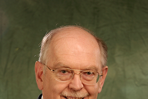 Former MSU President Peter McPherson inducted into 4-H Luminaries