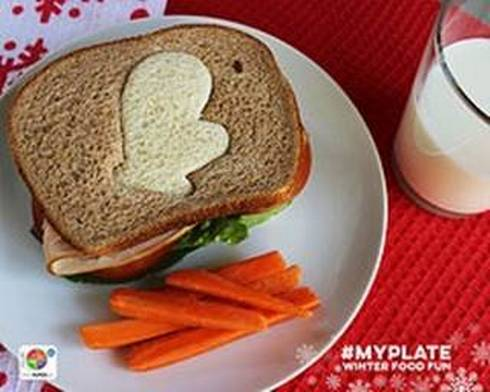 Photo credit: United States Department of Agriculture MyPlate