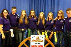 Michigan youth have outstanding performance at national Junior Dairy Management Contest