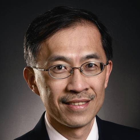 Photo of Professor Ming-Han Li.