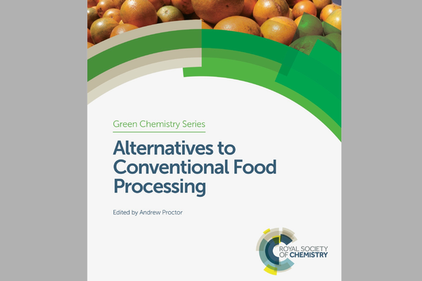 Book cover for Alternatives to Conventional Food Processing: Edition 2.