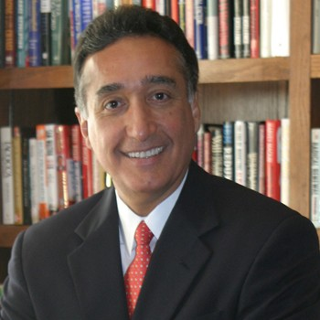 Henry Cisneros, former HUD secretary and co-chair of the Bipartisan Policy Center's Immigration Task Force