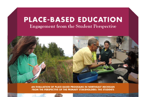 Exploring place-based education from the student perspective