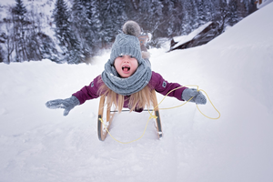 Making winter enjoyable for children