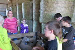 MSU helps kids understand agriculture and natural resource sciences