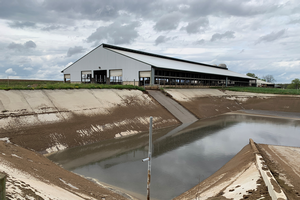 How manure storage can keep nutrients out of surface water