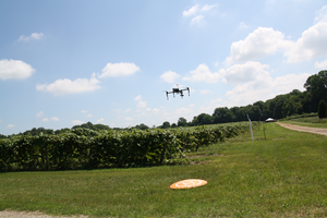 Drone workshops for agricultural professionals in Traverse City and East Lansing