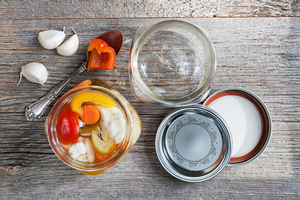 Don't let your preserved food go to waste, enjoy it when it tastes great and is nutritious.