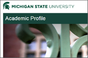 MSU Academic Profile
