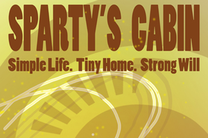 Sparty's Cabin graphic by SPDC.