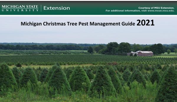 Christmas Activities 2021 Near Fraser Mi Michigan Christmas Tree Pest Management Guide Christmas Trees