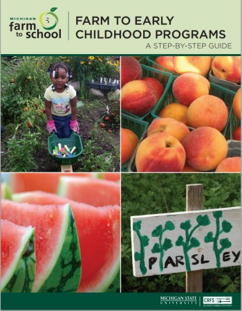The Farm to Early Childhood Programs guide was published on June 12, 2015.