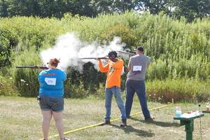 State shoot provides positive results for youth