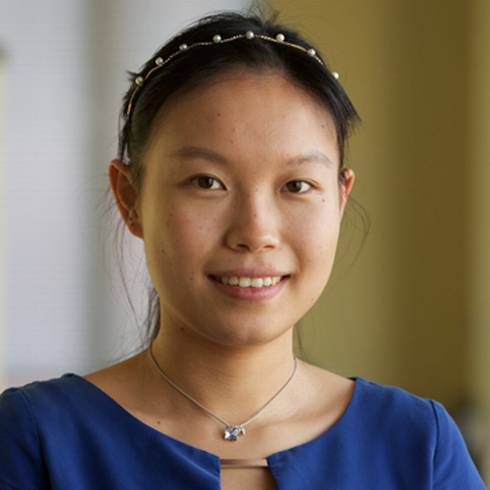 Mimi Gong, ORISE fellow with USACE, and LPI geospatial analyst