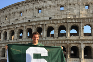 Chris Semrinec on study abroad