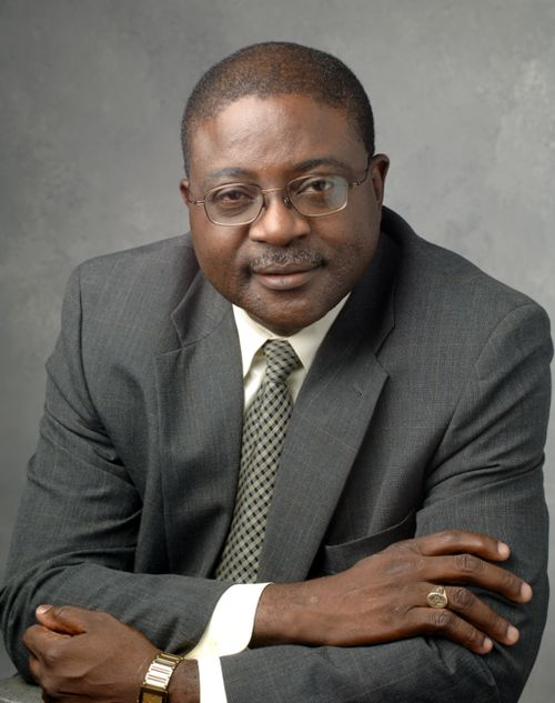 "Dr. Adesoji ""Soji"" Obafemi Adelaja, Hannah Distinguished Professor in Land Policy, Agricultural and Food Resource Economics, MSU, and former director of the Land Policy Institute."